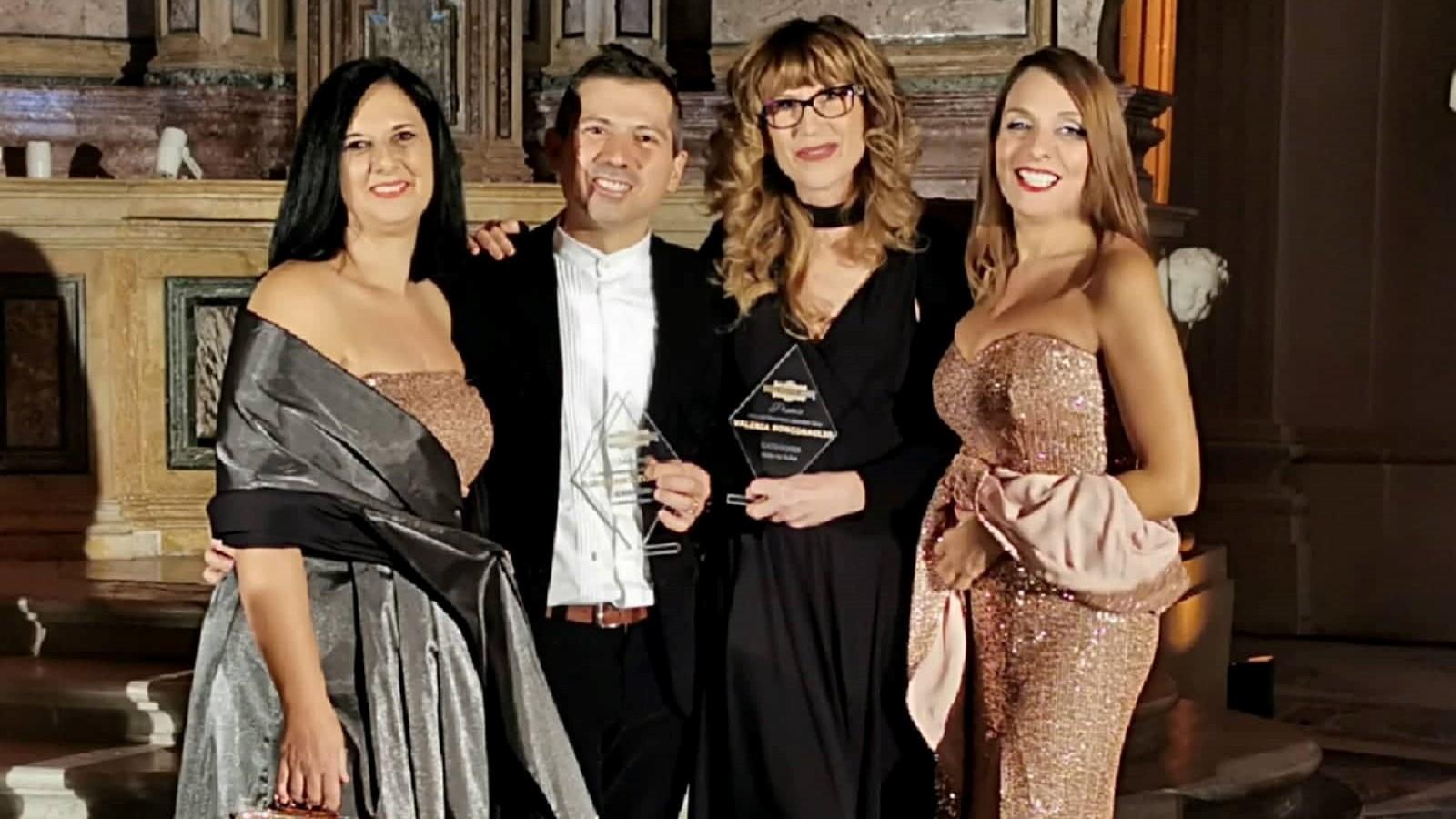 Il miglior abito da sposo e la miglior make-up artist? Sono sardi: così la Sardegna trionfa agli Italian Wedding Awards