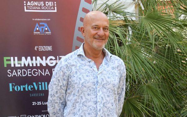 """Claudio Bisio ai giovani """"Credete nei vostri sogni"""" – L'intervista al Filming Italy Sardegna Festival"""